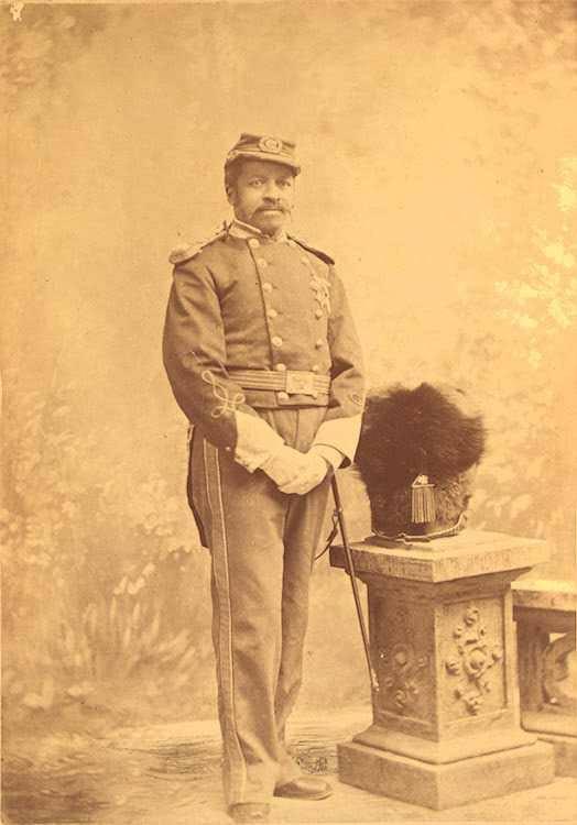Christian Fleetwood 1840-1914